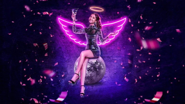 Netflix's Afterlife of The Party (2021) Review: Shiny, Idealized and Basic