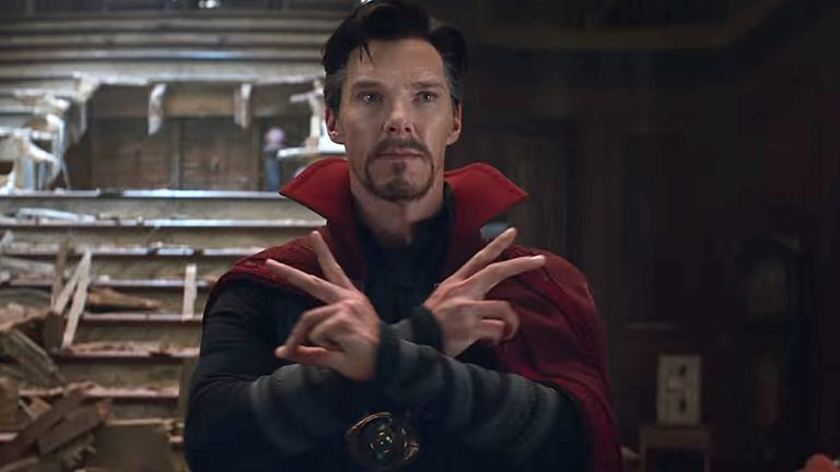 Benedict Cumberbatch Improvised A Funny Line In Avengers: Infinity War