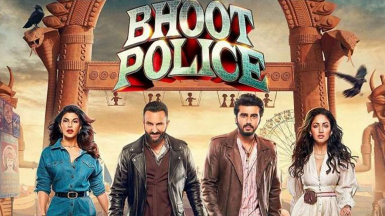 Bhoot Police (2021) Review: Don't Waste Your Time