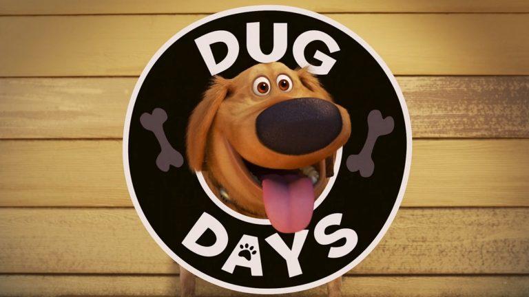 Disney-Pixar's Dug Days Review: Pawket Full of Happiness