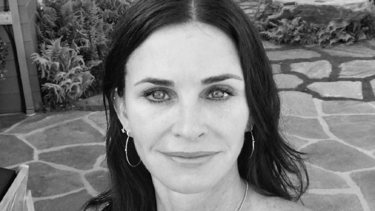 Friends' Courteney Cox aka Monica Shares Her Supernatural Encounter in LA