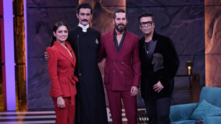 Karan Johar Is Back With 'Koffee Shots with Karan' Ft. The Empire Cast