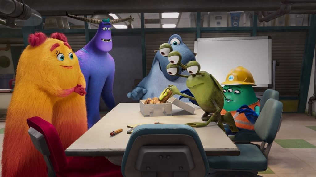 Monsters at Work Episode 10 3