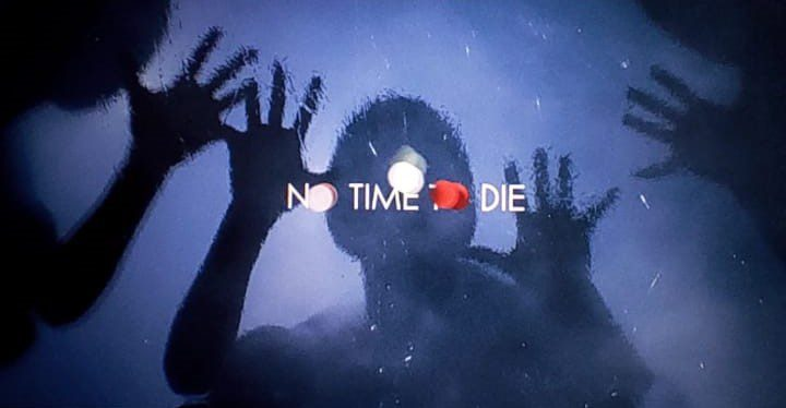 No Time To Die Review Title Credits