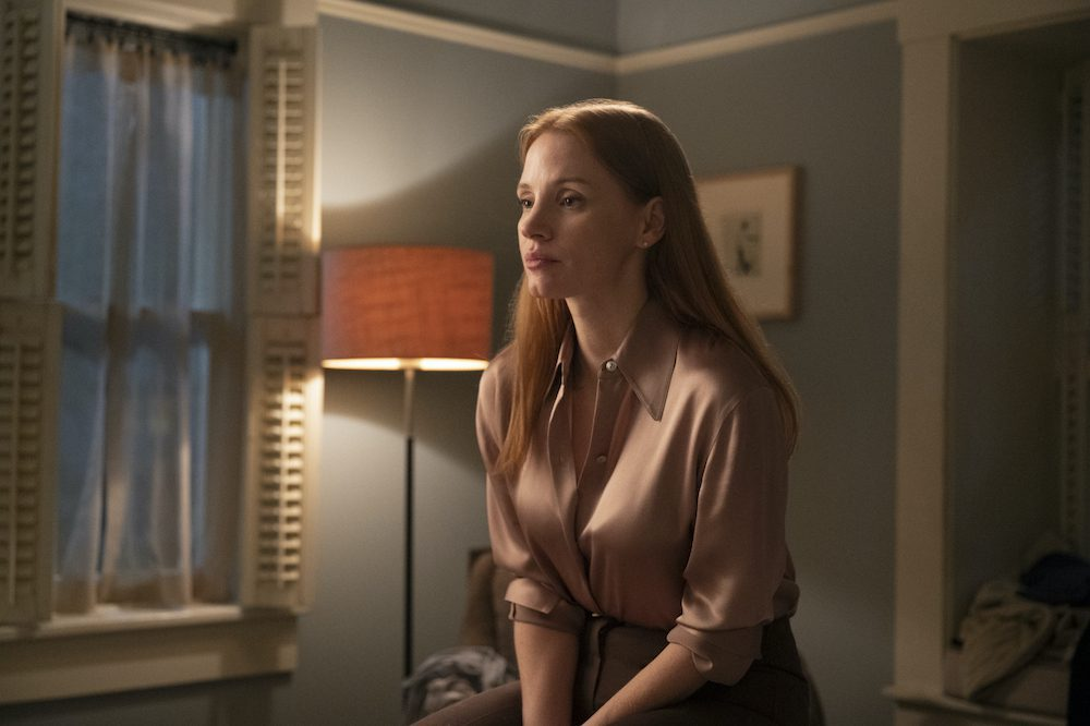 Scenes From a Marraige HBO jessica chastain