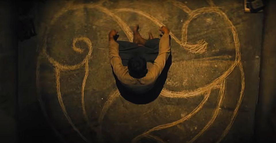 The Lost Symbol Trailer Header