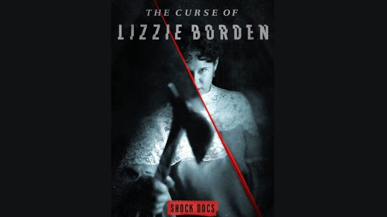 The Curse of Lizzie Borden (2021) Review: Whacky