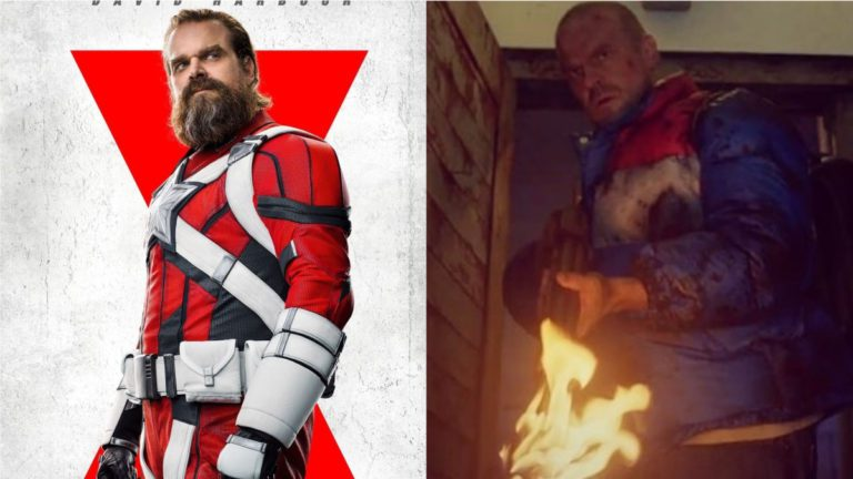 Black Widow, Stranger Things' David Harbour On His Characters Ending Up In Russia