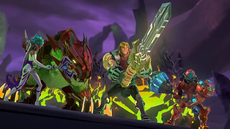 he man and the masters of the universe heroes netflix 1