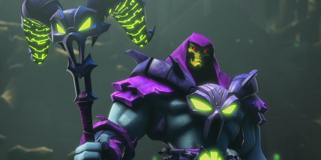 he man masters of the universe netflix social