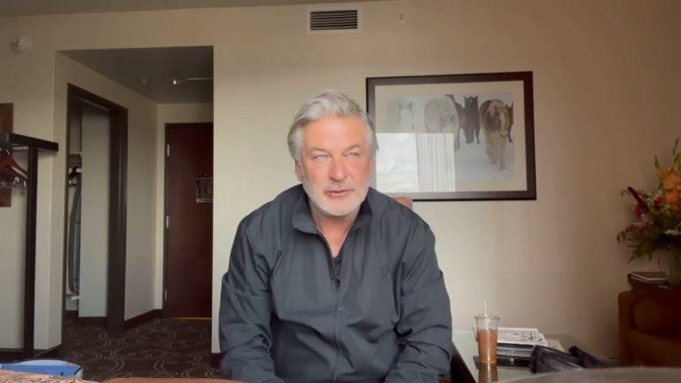 Alec Baldwin Reacts After Unfortunate Prop Gun Incident On Rust Set