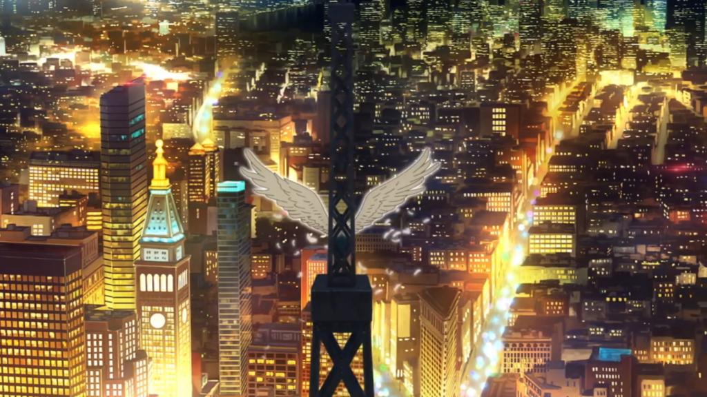 Platinum End Episode 1 Animation