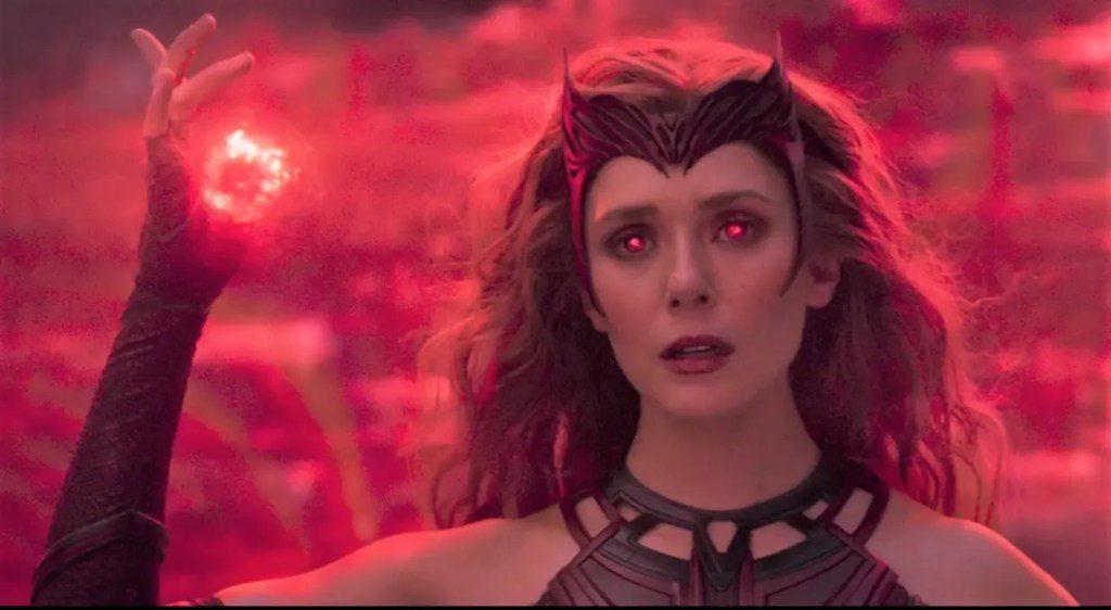 Doctor Strange, Scarlet Witch